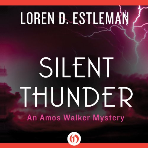 Silent Thunder audiobook cover art