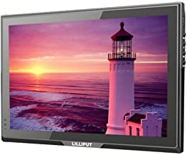 """LILLIPUT 10.1"""" FA1014-NP/C 16:9 IPS 1280X800 LCD Monitor with HDMI, DVI VGA and Composite Input"""