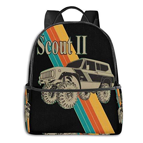 Scout Ii Mochila de viaje para portátil