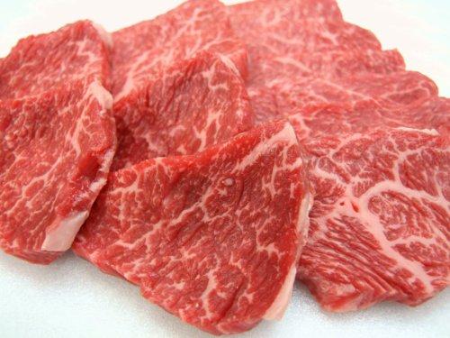 厳選 黒毛和牛 雌牛限定 あっさり赤身特上モモ焼肉 300g