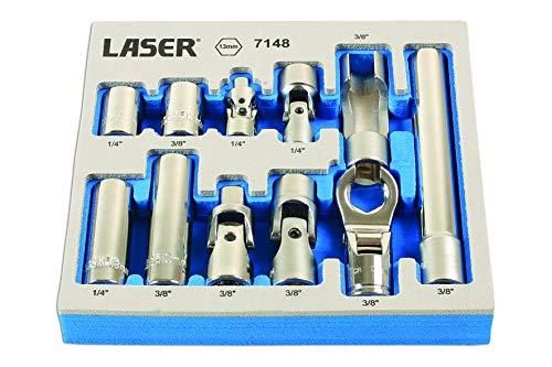 Laser Tools-master 13 mm de douilles 11pc-7148