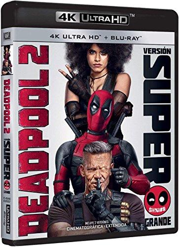 Oferta de Deadpool 2 (Versión Super $@%!# Grande) 4k Uhd [Blu-ray]