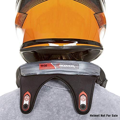 PoeticHouse Radfahren Nackenschutz Motorrad Rennrad Mountainbike Spezielle bruchsichere Anti-Müdigkeit Nackenschutz Ringschutzkissen