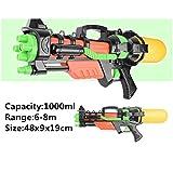 only y Pistolet à Eau Jouet, 1000ml Super Soaker en Plastique Squirt Gros Pistolet...