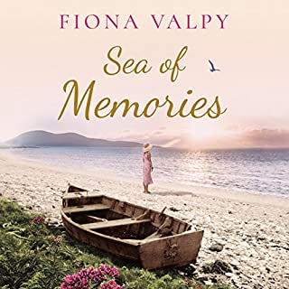 Sea of Memories audiobook cover art