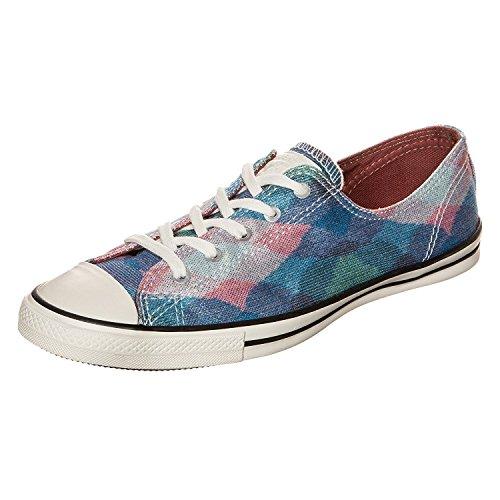 Converse X Missoni Women''s Fancy Ox Blue/Pink 549693C