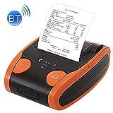 Label Printers Portable Mini Receipt Ticket Printer QS-5806 Portable 58mm Bluetooth POS Receipt