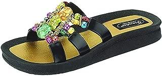 Best beaded slide sandals Reviews