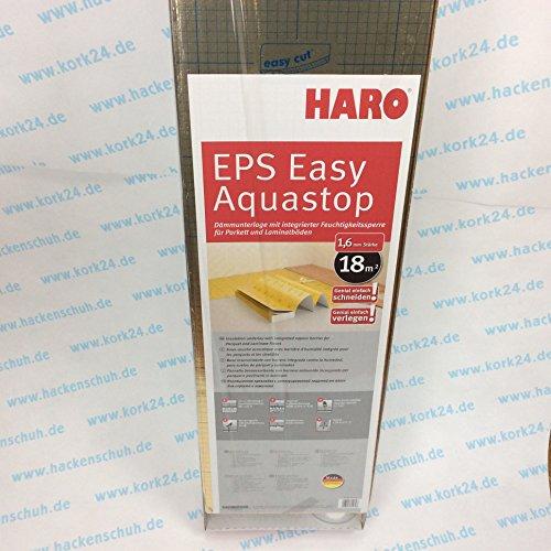 HARO EPS Easy Aquastop (Faltplatte) 18qm/Pack