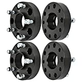 ECCPP 4PCS 1.5' 5x139.7 Wheel Spacers Adapters hub Centric 5x5.5 9/16' 77.8mm Compatible with 2005-2010 for Dodge Dakota 2004-2009 for Dodge Durango 2002-2010 for Dodge for Ram 1500