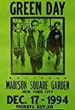 Unbekannt Green Day Poster Concert, Madison Square Garden,