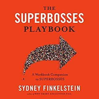 The Superbosses Playbook cover art