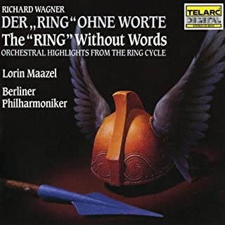 Wagner: Die Walkure: from Act III: Wotan's farewell to his favorite daughter (Wotan's Farewell and Magic Fire Music)