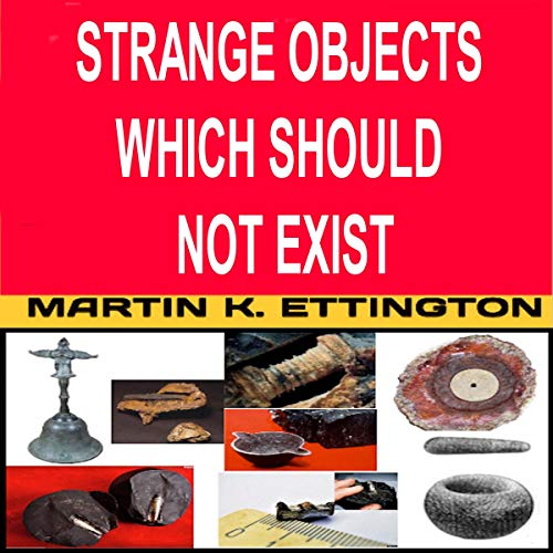 Strange Objects Which Should Not Exist audiobook cover art