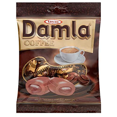 ダムラ コーヒーソフトキャンディ 90g(約19粒入)×4袋