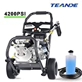 Best honda pressure washer - TEANDE 4200PSI Gas Pressure Washer 2.8GPM Power Washer Review