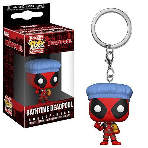Funko 31734 Pocket POP Keychain: Deadpool Playtime: Deadpool...