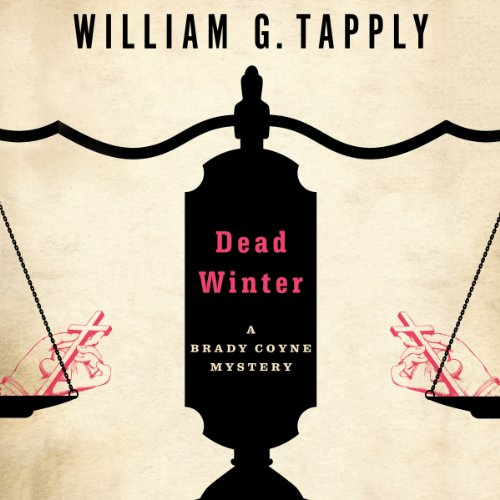 Dead Winter audiobook cover art