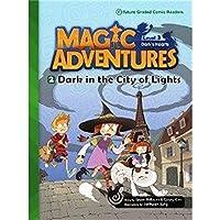 e-future Magic Adventures レベル3-2 Dark in the City of Lights CD付 英語教材