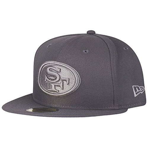 New Era 59Fifty - Gorra, diseño de San Francisco 49ers