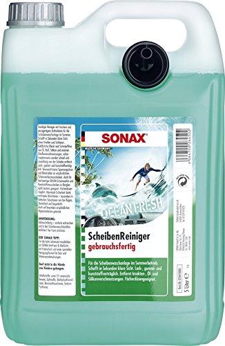 SONAX 264500 Scheibenreiniger Gebrauchsf. 5L