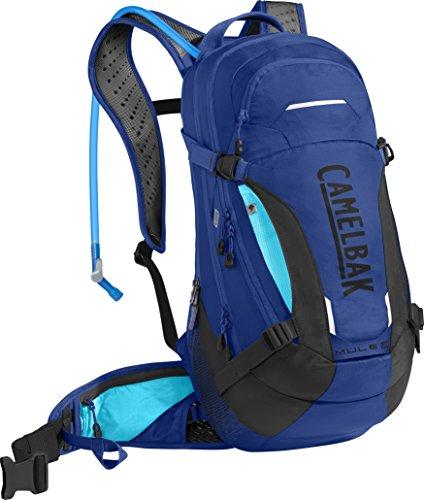 CAMELBAK Mule Mochila de Hidratación, Hombre, Azul (Marine Blue/Lake), Talla Única