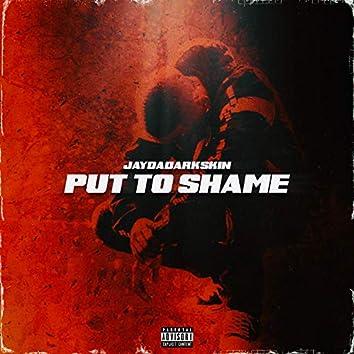 Put to Shame