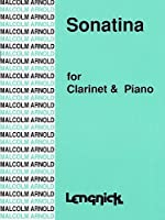 Malcolm Arnold: Sonatina for Clarinet and Piano Opus 29