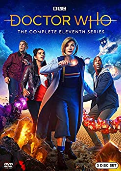 Doctor Who  The Complete Eleventh Series  DVD