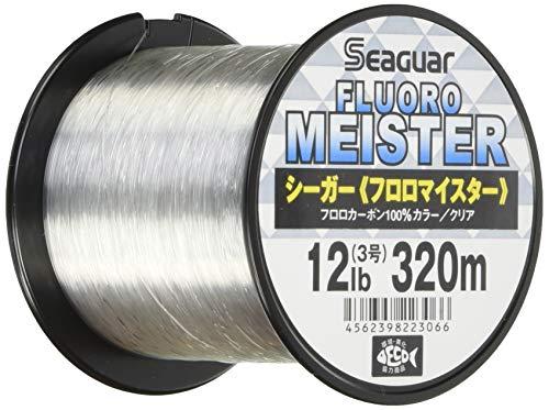 Kureha Seaguar Fluoro Meister # 3 Maza De 320M