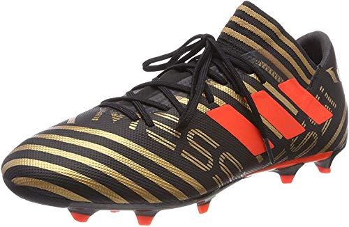 adidas Nemeziz Messi 17.3, Scarpe da Calcio Uomo, Nero (Cblack/Solred/Tagome Cblack/Solred/Tagome), 44 2/3 EU