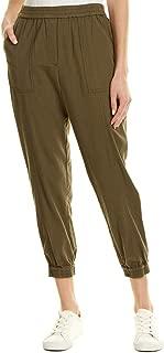 BCBGMAXAZRIA Women's Alder Long Pants with Elastic Waistband
