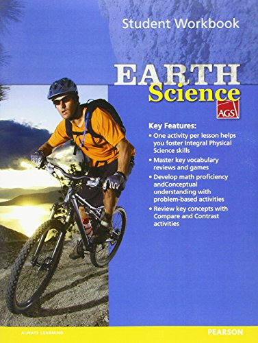 Compare Textbook Prices for AGS EARTH SCIENCE 2012 STUDENT WORKBOOK GRADE 6/12  ISBN 9780785470755 by AGS Secondary