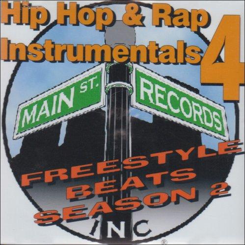 Hip Hop and Rap Instrumentals 4 [Free Style Beats: Season 2]