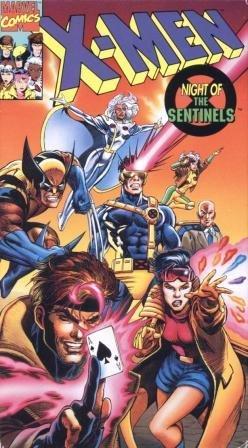 X-Men: Night of Sentinels [VHS]