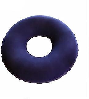 Air Inflatable Cushion Tipo O Hemorroides Cojín Nalgas Cojín Redondo Inflable Hemorroides Almohada Médica Inferior Espalda Tailbone Sillón De Ruedas