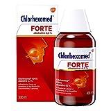 Chlorhexamed Forte Alkoholfrei 0,2 % Mundspüllösung mit Chlorhexidin, 300ml, Antibakterielle...