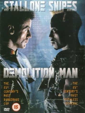Demolition Man [UK Import]