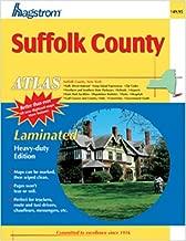 Suffolk County Ny Atlas (Suffolk County NY Atlas (Laminated))