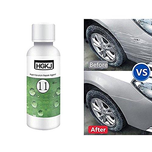 PAWACA HGKJ-11-20ml Car Scratch Repair Liquid Polishing Wax,Car Coating Kit, Anti-Scratch Exterior Care Paint Sealant