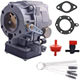 Carburetor Replacement Compatible for Briggs and Stratton 19.5 HP Model 42E707 Type 2631-E1 No: 19306
