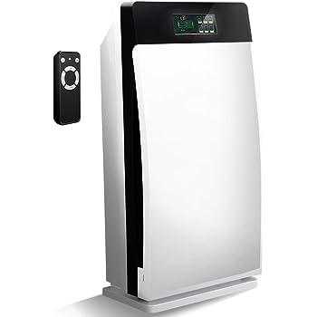 gridinlux. Purificador y Generador de Ozono e Iones Inteligente. 4 ...