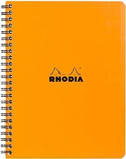 Caderno Note Book A5+, Rhodia, Laranja