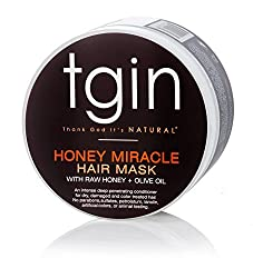 tgin Honey Miracle Hair Mask Review