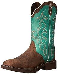 Stetson cowboy boots