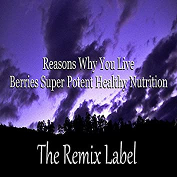 Reasons Why You Live / Berries Super Potent Healthy Nutrition (Progressive Ambient Music)
