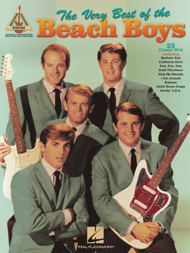 The Very Best of the Beach Boys Songbook: Guitar Recorded Versions