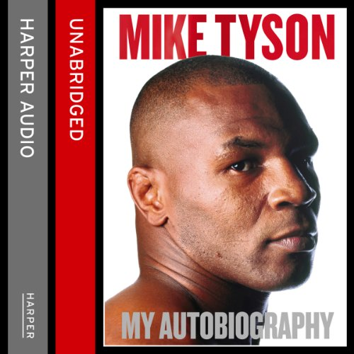 Undisputed Truth: My Autobiography audiobook cover art