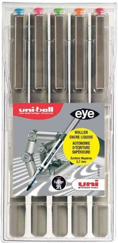 uni-ball UB-157/5ASSF06 Tintenroller Eye Fine