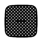 Srliya Freidora Freidora Camisas Freidora Reutilizable de 5 Pulgadas Silicona Compatible con Nuwave Brio. Cuisoria. Cosori Cocina Esenciales. Chefman. Omorc Philips Chef di